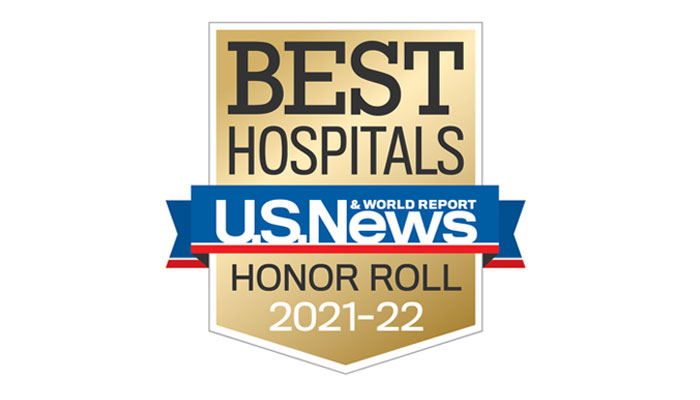 U.S. News & World Report Cardiology and Heart Surgery National Ranking