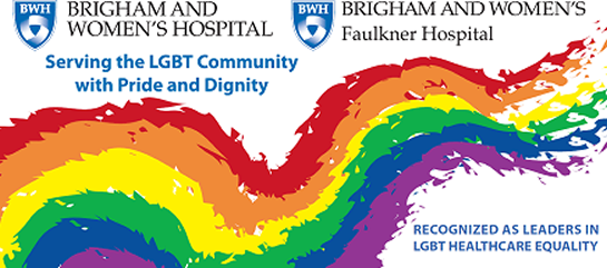 Brigham Health Serving the LGBT Community with Pride and Dignity