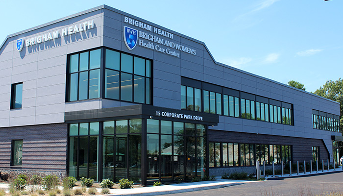 Image of the New Brigham Health Facility in Pembroke