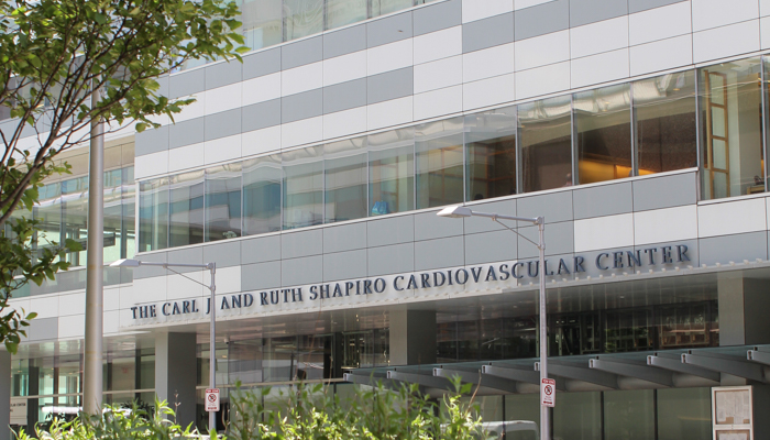 Carl J. and Ruth Shapiro Cardiovascular Center