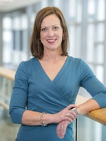 Shelly Anderson, MPM, Senior Vice President for Brigham Health Strategy and Operations