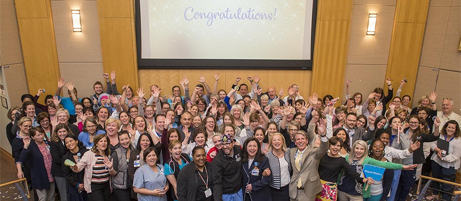 Brigham and Women's Hospital Receives Magnet Designation