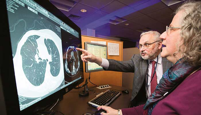 Learn more about The Lung Center of Excellence.