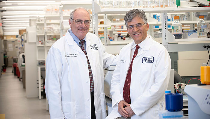 Howard L. Weiner, MD, and Vijay Kuchroo, DVM, PhD