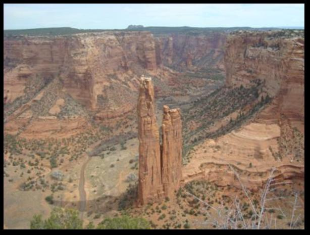 The Canyon De Chelly