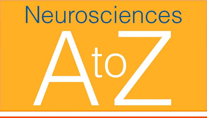 The Neurosciences Center A to Z listing.