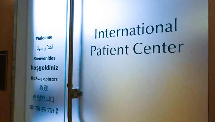 International Patient Center at Brigham and Women's Hospital