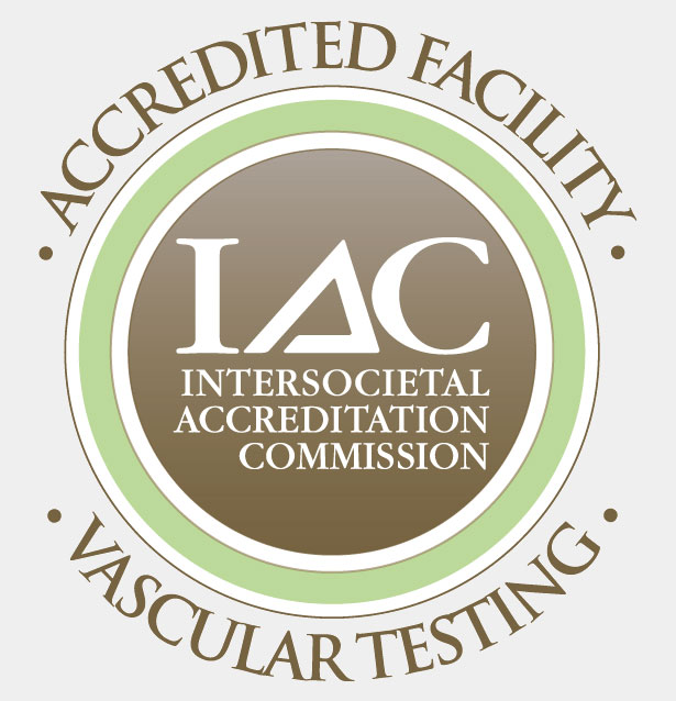 Intersocietal Accreditation Commission - Accredited Facility - Vascular Testing